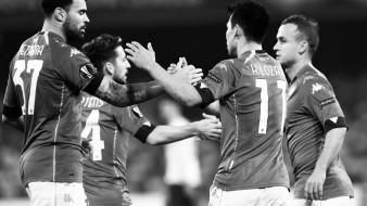 Hirving Lozano anotó en la victoria del Napoli