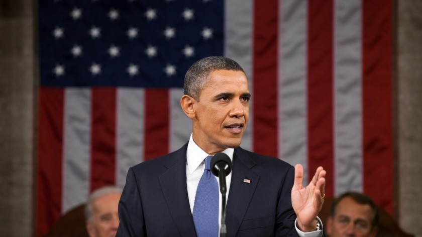 El expresidente Barack Obama consideró que muchos hispanos obviaron la retórica antinmigración de Trump por su posición en temas como el aborto.