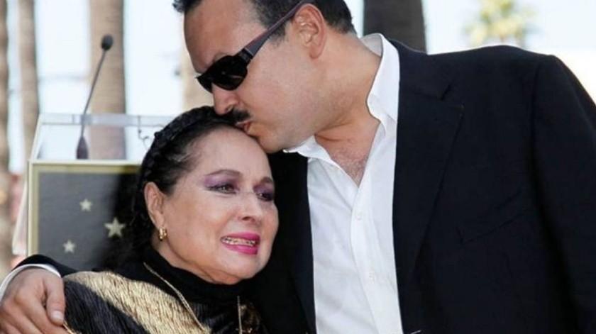 Recordará Pepe Aguilar a su madre Flor Silvestre.