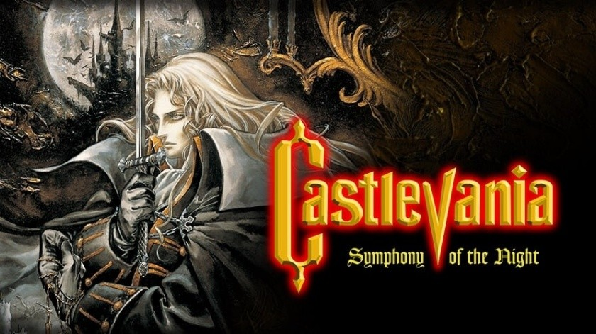 Reviven el juego 'Castlevania: Symphony of the Night'(Tomada de la red)