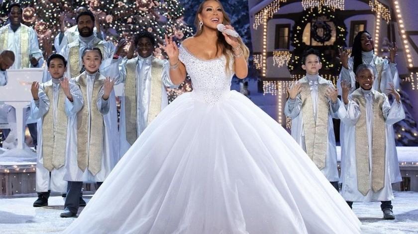 """Mariah Carey's Magical Christmas Special"" se estrena el próximo 4 de diciembre por Apple TV+(Instagram/mariahcarey)"