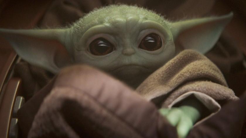 """Los internautas debaten si seguir llamando al personaje """"Baby Yoda"""" o por su verdadero nombre.(Tomada de la red)"""