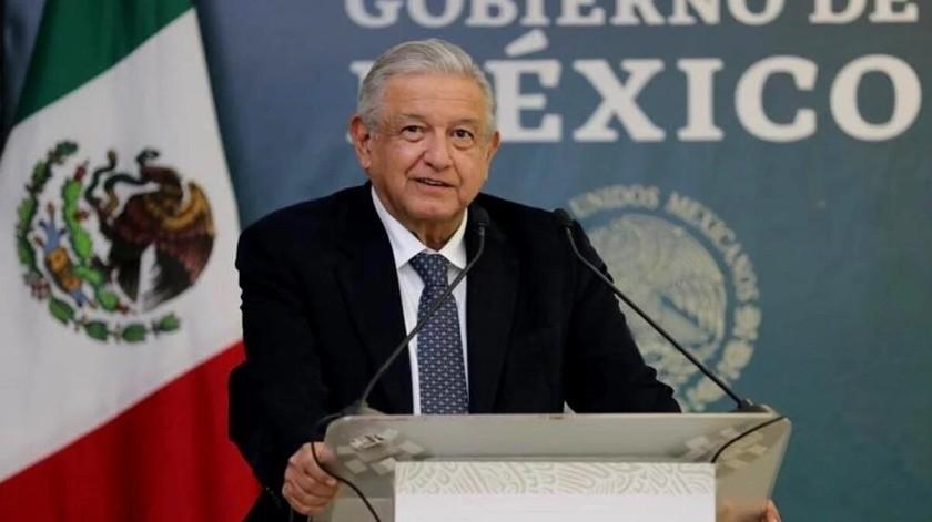 AMLO desde Tecate; Evaluación de Programas para el Bienestar y Zona Libre de la Frontera Norte(El Universal)