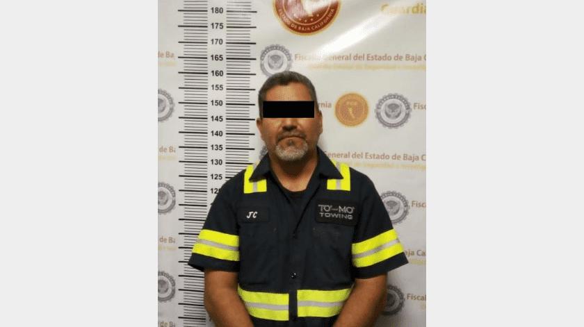 Arrestan a agresor de ex pareja