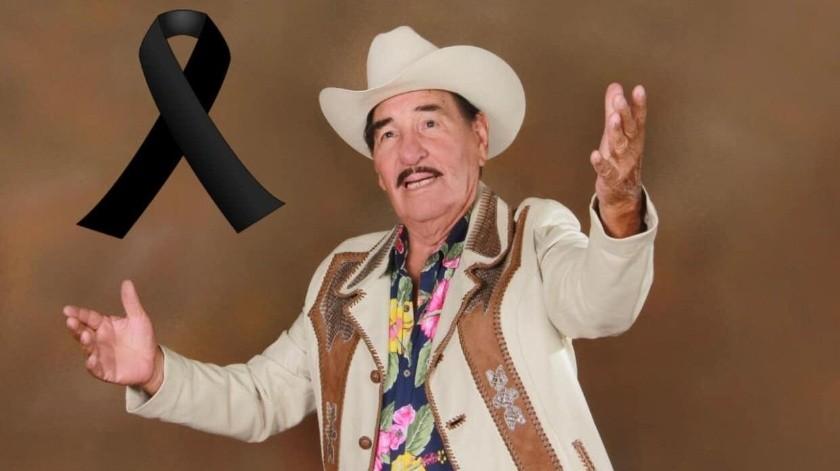 """Muere Manuel Rodrigo """"El Yaqui"""", popular cantante de """"La Yaquesita""""(Facebook/ Manuel-Rodrigo-El-Yaqui)"""