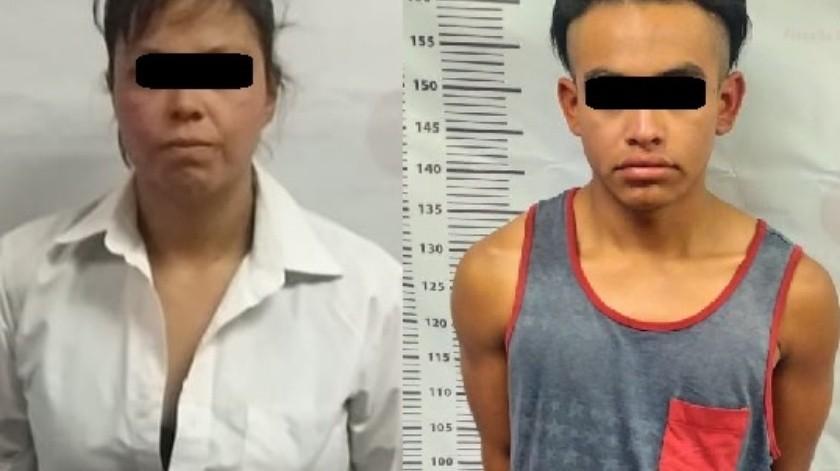 Cateos dejan dos detenidos