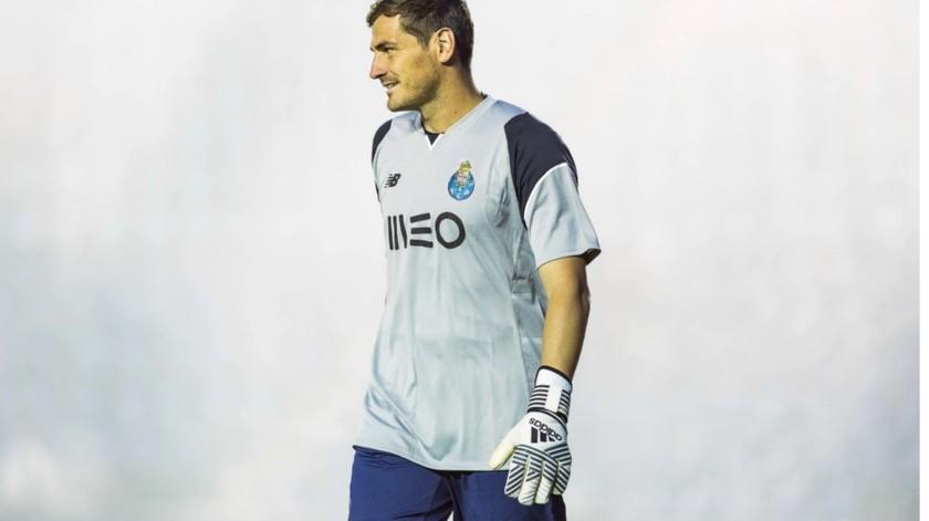 Iker Casillas contará lo que vivió tras su infarto en una serie documental(Archivo)