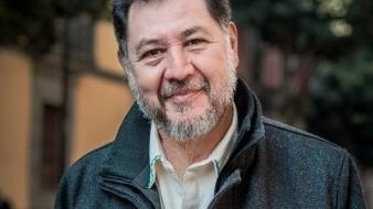 Gerardo Fernández Noroña ayer se negó participar en el INE por no usar cubrebocas
