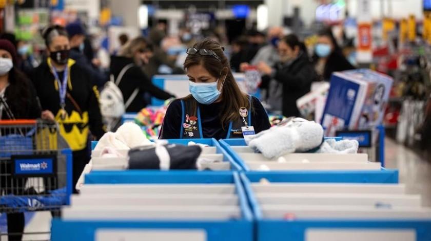 Covid-19: Tras Acción de Gracias, EU reporta récord de hospitalizaciones(EFE)