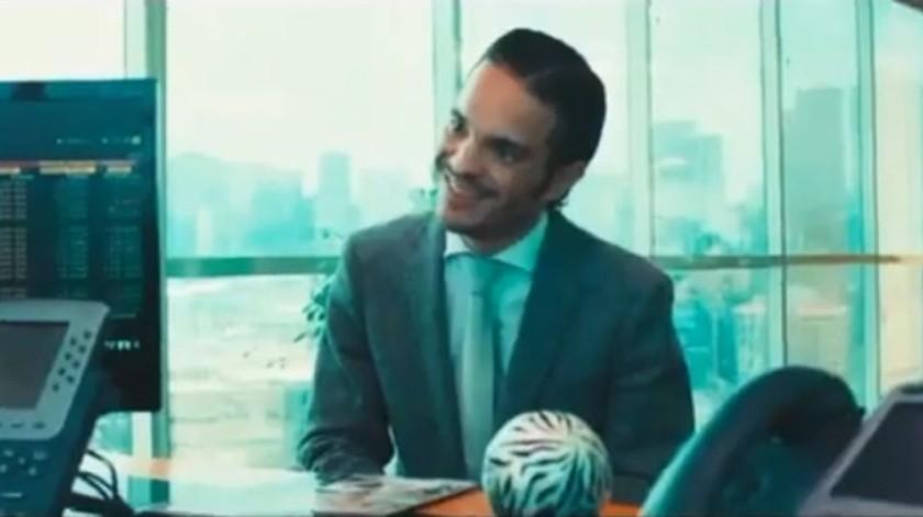Kuno Becker interpreta a Salvador, un hombre obsesivo que se enamora de una chica lesbiana, interpretada por la española Laura Montijano.(Imagen tomada de video)