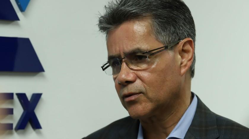 Juan Manuel Hernández Niebla, presidente del Consejo Ciudadano de Seguridad Pública del Estado.