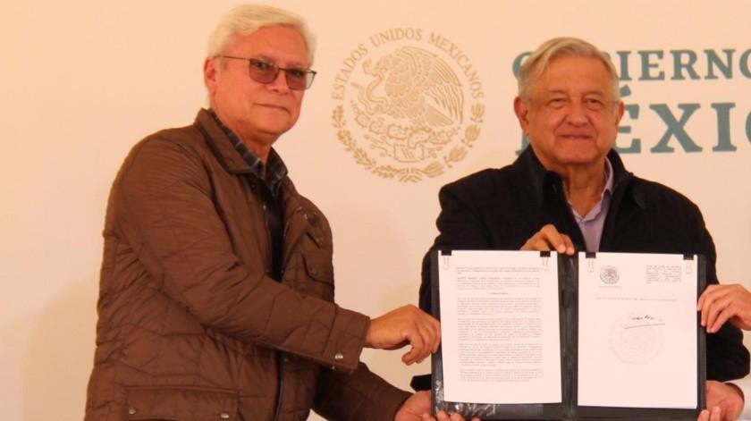 #EnVivo| AMLO y el gobernador Jaime Bonilla presentan programas e inversión desde Ensenada