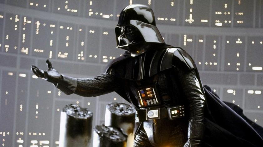 """David Prowse interpretó a """"Darth Vader"""" en """"Una Nueva Esperanza"""" (1977), """"El Imperio Contraataca"""" (1980) y """"El regreso del Jedi"""" (1983).(Tomada de la red)"""