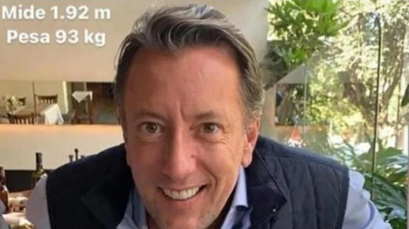 Por licores, empresario francés habría sido asesinado: García Harfuch(Especial)