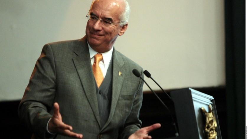 Da positivo a Covid-19 Dante Delgado, coordinador de MC en el Senado(GH)