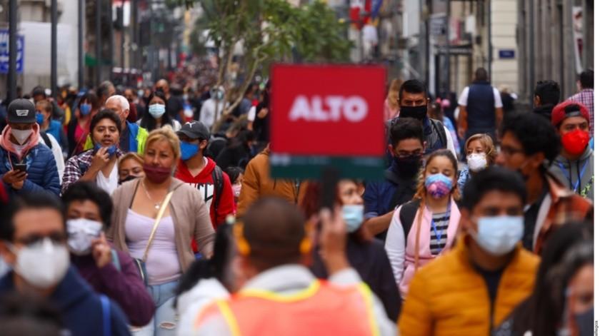 """OMS pide a México tomarse la pandemia """"muy en serio"""" tras duplicación en casos de Covid-19(GH)"""