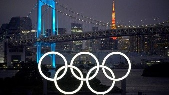 Regresan anillos olímpicos a Tokio