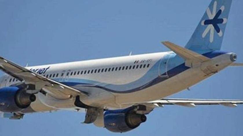 Interjet debe reembolsar a 3 mil 756 afectados por cancelación de vuelos(FB oficial aerolínea. Imagen ilustrativa)