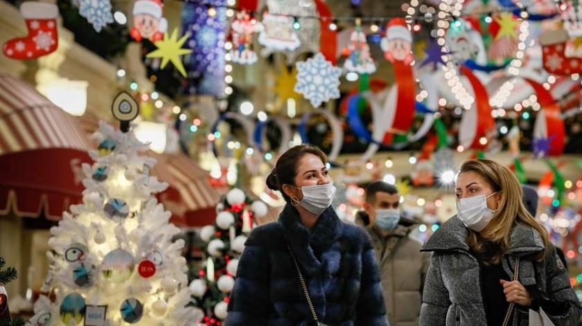 El Gobierno ruso ha reconocido que la situación epidémica en varias regiones del país es complicada(EFE)