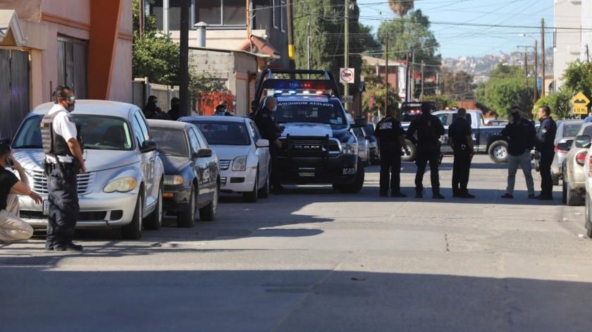 Aumetan los robos violentos a choferes y pasajeros.(Sergio Ortiz)