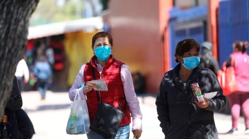 El 22 de octubre pasado se anunció que Chihuahua se convirtió en el primer Estado en regresar al máximo nivel de riesgo de contagio en el Semáforo de Alerta Covid-19(EFE)