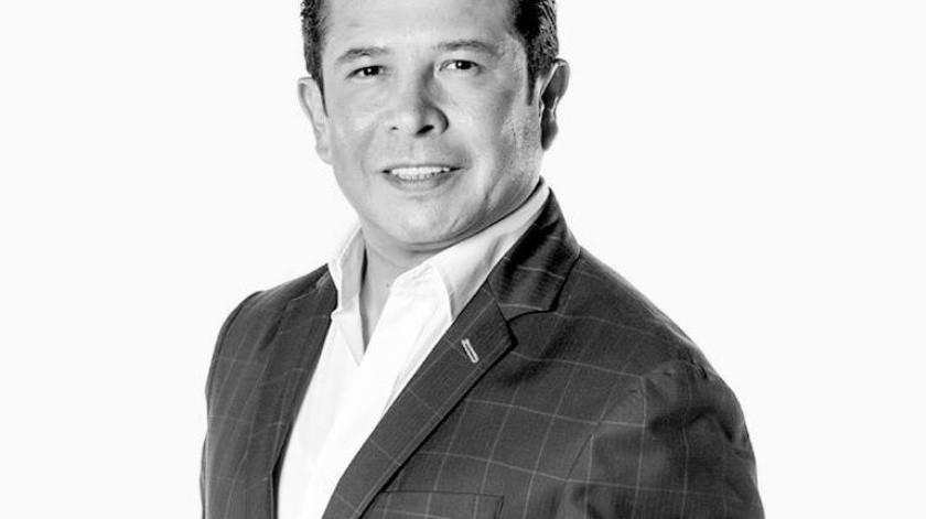 """El periodista llamó """"Mostruo asqueroso"""" a Diego Armando Maradona(Instagram Gustavo Adolfo Infante)"""