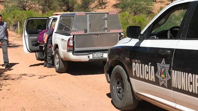 De nueva cuenta en las jornadas de inspecciones apoyadas con vigilancia de la Guardia Nacional y realizadas por diferentes sectores de la ciudad dieron resultados con el hallazgo de dos víctimas.