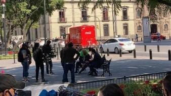 ¡No por Covid! Cierran plaza para que Brozo y Loret graben en Guadalajara