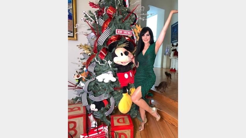 Maribel Guardia baila sensualmente para sus seguidores(Instagram)
