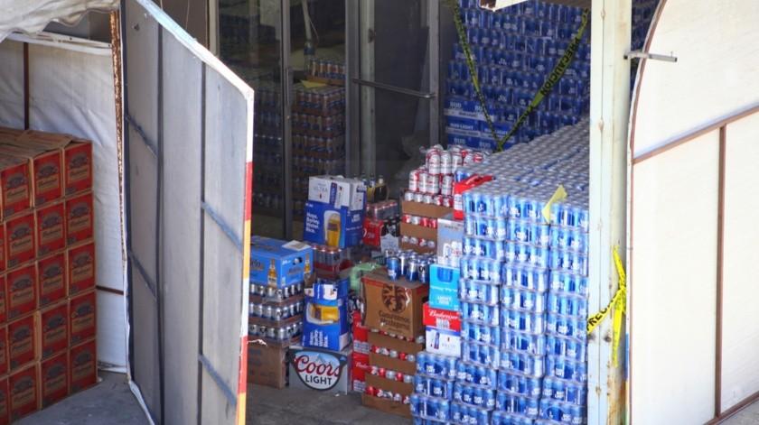 Hay 'recorte' en los horarios de venta de bebidas alcohólicas(Archivo)