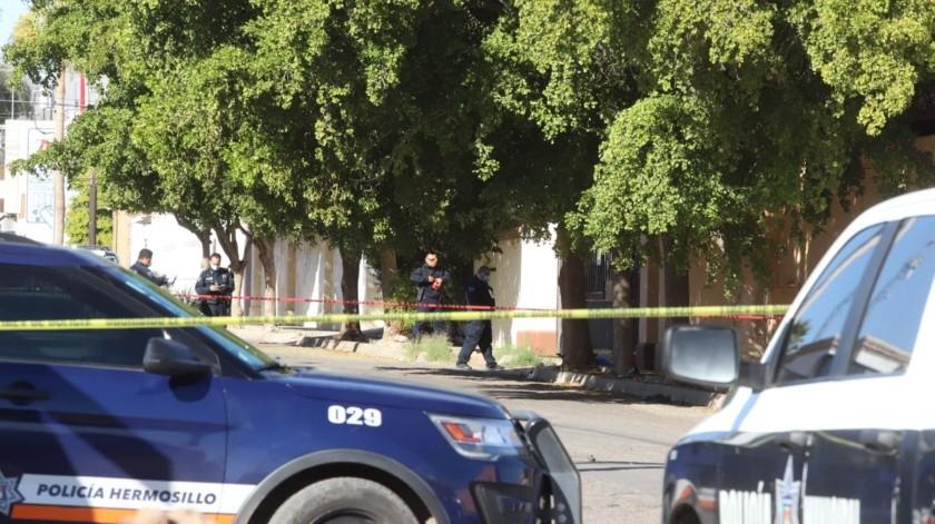 Tres muertes violentas se registran hoy en Hermosillo(Especial)