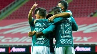 El León consiguió un valioso gol de visita