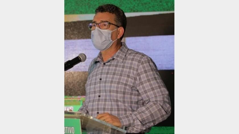 Enrique Clausen Iberri, secretario de Salud de Sonora.(AGENCIA REFORMA)