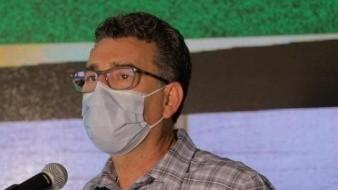 Enrique Clausen Iberri, secretario de Salud de Sonora.