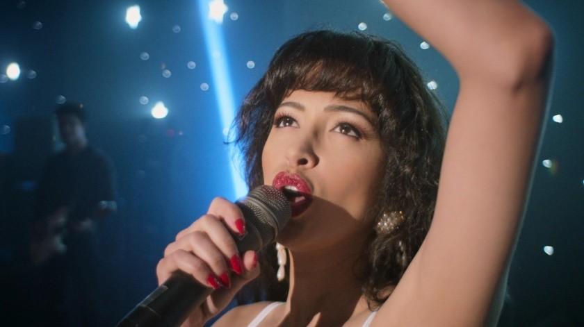 Christian Serratos, es fan de la música de Selena.(cortesia)