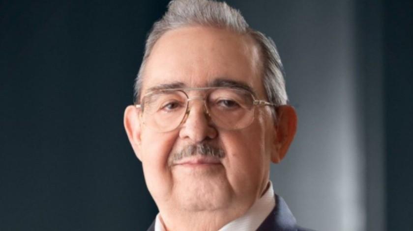 Humberto Garza González, quien nació en el año de 1927, falleció precisamente tres días después de su cumpleaños 93(Captura de pantalla)