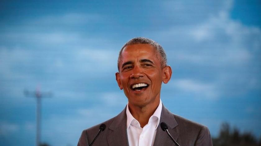Expresidente estadounidense Barack Obama (2009-2017)(EFE)