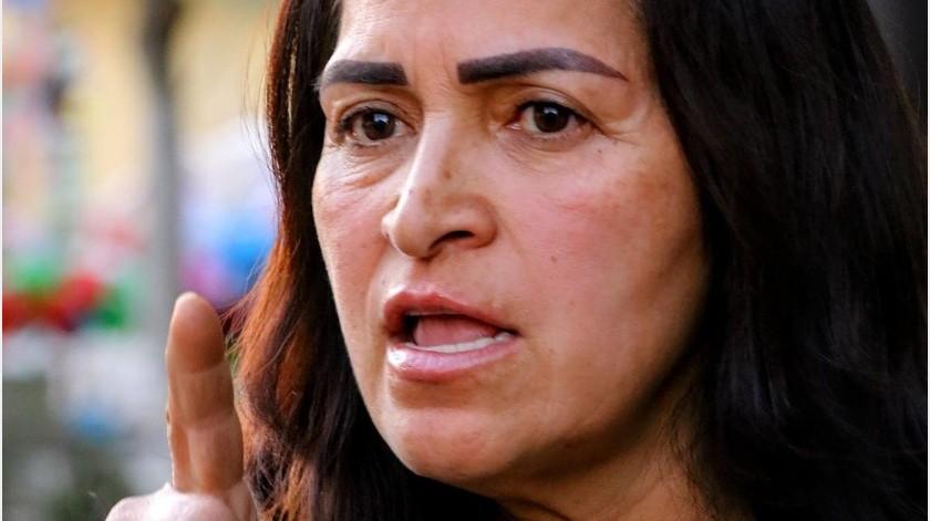 Rosa Castillo ofreció apoyo incondicional a su hija Delia Emily en lo que fuera.(Eleazar Escobar)