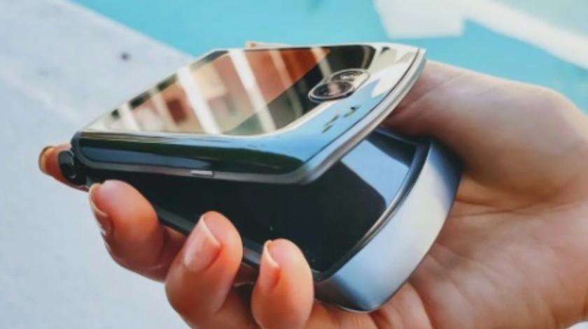 El Motorola Razr 5G llega a México