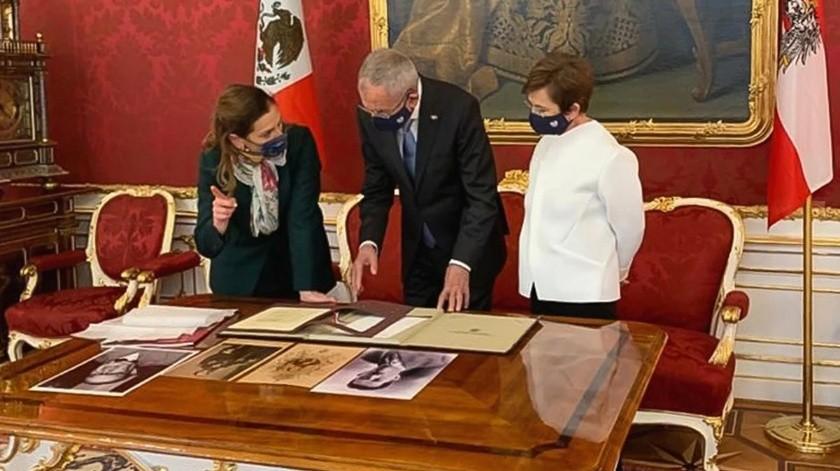 AMLO emite decreto para traer bienes arqueológicos del extranjero a México(El Universal)