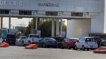 Los automovilistas residentes de la zona pueden transitar sin tener que pagar.
