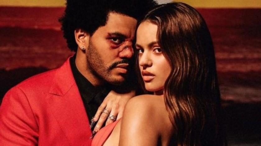 Los seguidores de The Weeknd están en desacuerdo con su colaboración con la española Rosalia.
