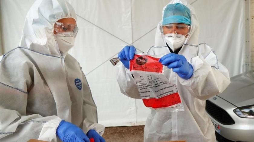 Registran 12 mil 127 contagios en 24 horas; la cifra más alta en un día en México