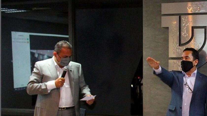 Eligen a nuevo presidente de Cotuco Tijuana(Cortesía)