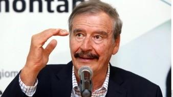 Vicente Fox aplaude alianza PAN, PRI y PRD contra Morena