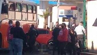 Revelan que comerciante de dulces murió atropellado por camión