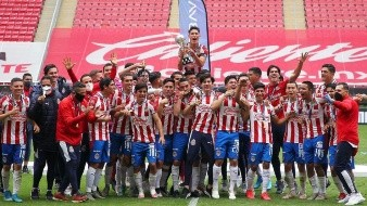 ¡Rebaño Sagrado campeón! Chivas Sub-20 consigue titulo de Guard1anes 2020