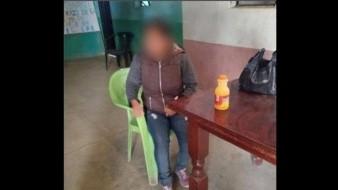 La madre fue ubicada horas después por la Fiscalía de Guerrero en Xitlaltepec.