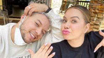 Chiquis Rivera tendría cuatro meses de embarazo.