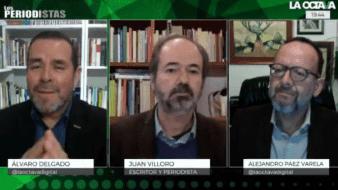En entrevista en el programa Los Periodistas de La Octava, el escritor dijo que su alianza para las elecciones del 2021 demuestranla incongruencia de dichos partidos políticos.